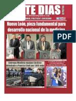 Revista Siete Dias Septiembre