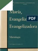 Celam - Maria Evangelizada y Evangelizadora
