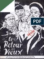 Gimme Dieu - Le Retour Des Vieux