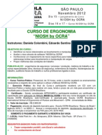 Curso Niosh by Ocra