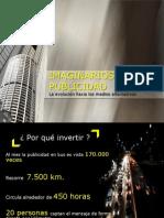 IMAGINARIOS PUBLICIDAD 2012