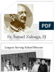 Fr. Zulo Homily