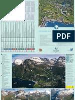 Geiranger Map