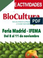 Biocultura Madrid 2012
