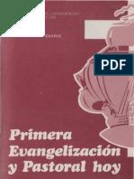Celam - Primera Evangelizacion y Pastoral Hoy