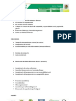 Analisis de Los Accidentes e Incidentes en Comision Federal de Electricidad Zona Oaxaca Para La Prevencion y Disminucion de Los Riesgos Laborales