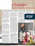 Mónica Naranjo - Semana Nº3793