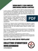 Contro Il Gov Monti