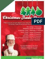 ALL Xmas Trade Show 2012
