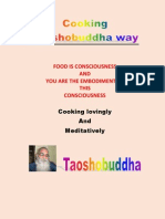 Cooking Taoshobuddha Way - Herbs and Spices