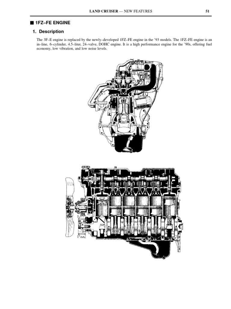 1fzfe | Engines | Fuel Injection