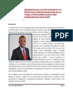 Elections présidentielles aux Etats-Unis et au Venezuela