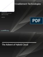 Hybrid Cloud Enablement Technologies