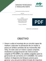 Exposicion Practica Motor Paso a paso