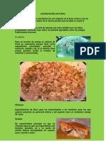 GASTRONOMÍA DE PIURA