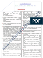 Material de Preparacion - Segunda Fase ONEM 2012 - Nivel III_2012