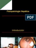 Fisiopatologia Hepatica