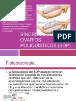 Síndrome de Ovarios poliquísticos (sop)