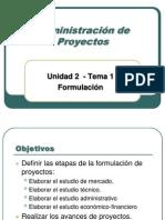 U2_T1_Formulación (Estudio de mercado)