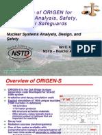 1946 Radioactice Isotopes Origen_seminar_2006