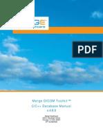 DICOM Database 4 6