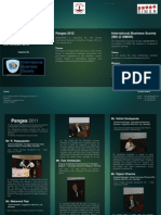 Pangea 2012 Brochure