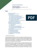 Fibrinólisis y fármacos trombolíticos-Tupac
