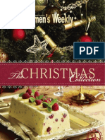 Chocolate and Sherry Cherry Cake from The Christmas Collection by The Australian Women's Weekly