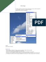 Manual Process Usage