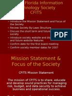 CFITS.kick.Off.meeting