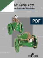 Manual Tecnico Valvulas Reductoras de Presion
