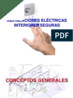 INSTALACIONES ELÉCTRICAS INTERIORES SEGURAS EDR06.07.12