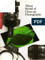 Nikon World of Close-Up Photography