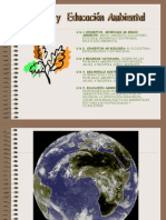 Ecologia y Edc. Amb