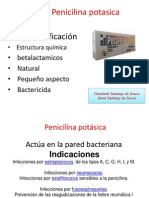 Penicilina potasica