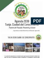 Presentación Distrito de Innovación Tecnológica de Tunja Agosto 2012