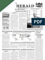 October 11, 2012 Issue
