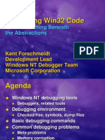 Debugging Win32 Code - Troubleshooting Beneath the Abstractions