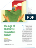 [5]the Age of Multilevel Converters Arrives