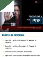 Sesion 6 - Modelos y Procesos de Negocios