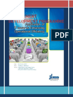 Management Development Programme- Application of IT towards Enhancing Operational Efficiency