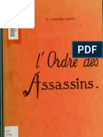 Lordre des Assassi
