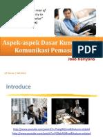 SKOM4328 #5 -Analisis Perilaku Konsumen