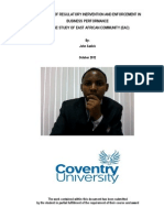 Sadick John (Coventry Dissertation)