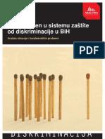 Ombudsman u Sistemu Zastite Od Diskriminacije u BiH
