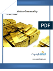 Daily Commodity Newsletter 11-10-2012