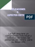 Ventajas FpP