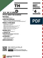 Abarth World & News Catalog 4º (ITA)