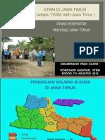 STBM JATIM (Workshop Bogor 8 Agustus 2012)