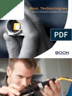 BOONTECH Company Profile